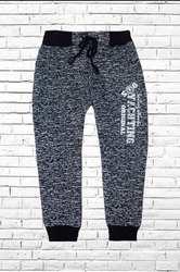 Спортивные штаны из 2-х нитки (98-146)
